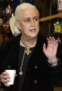 Grace Slick Inducted Into Hollywood's Rock Walk